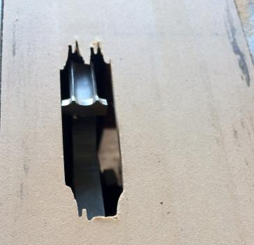 Bead board dado blade